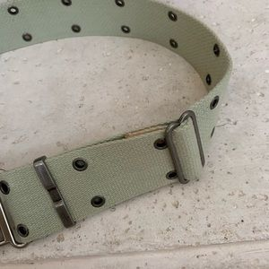 Express Accessories - Express Grommet Military Belt size S